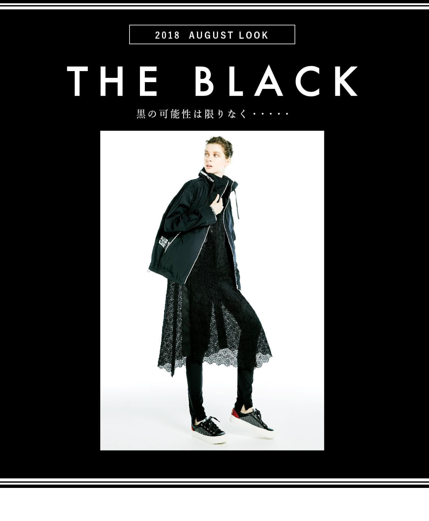THE BLACKタイトルバナー